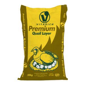 Premium Quail Layer Pellet